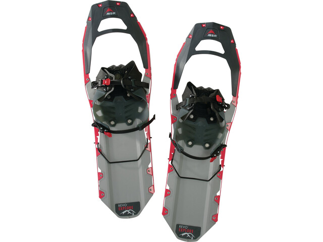 MSR Revo Explore 25 SnowShoes Damer, bright coral